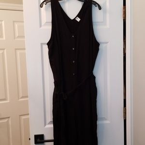 Black awesome jumpsuit!